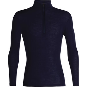 Icebreaker 175 Everyday LS Half-Zip Top Men midnight navy